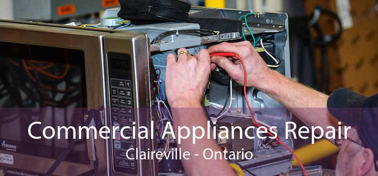 Commercial Appliances Repair Claireville - Ontario