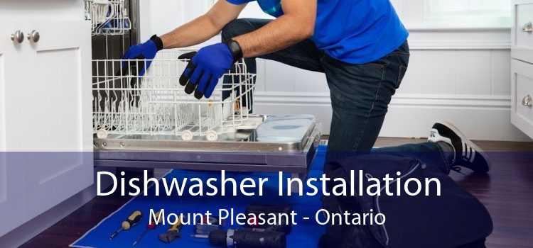 Dishwasher Installation Mount Pleasant - Ontario