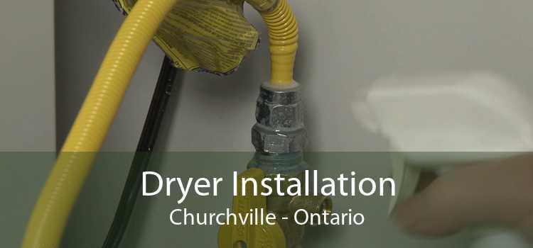Dryer Installation Churchville - Ontario