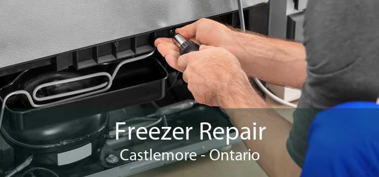 Freezer Repair Castlemore - Ontario