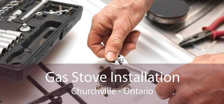 Gas Stove Installation Churchville - Ontario