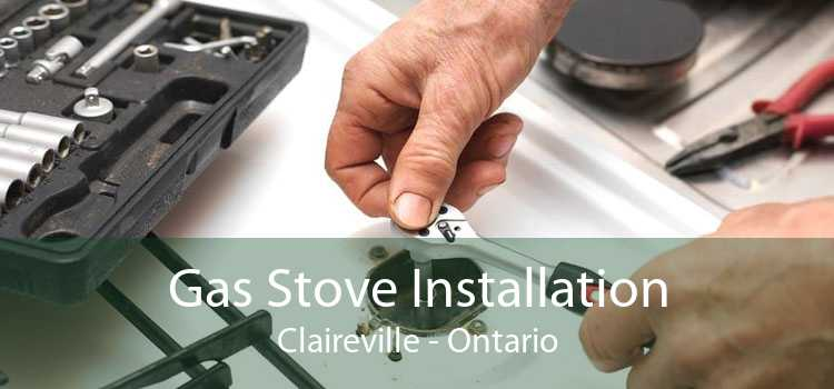 Gas Stove Installation Claireville - Ontario