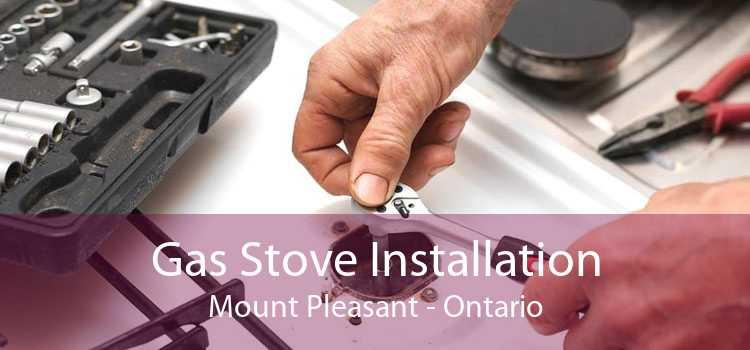 Gas Stove Installation Mount Pleasant - Ontario