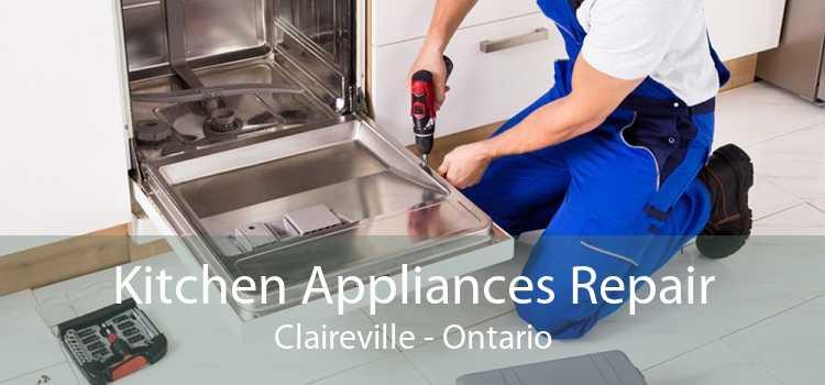 Kitchen Appliances Repair Claireville - Ontario