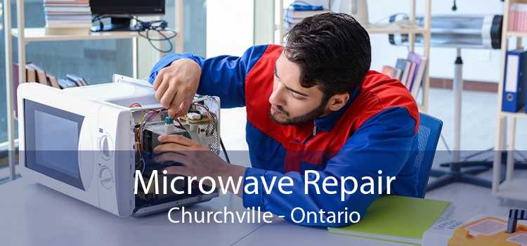 Microwave Repair Churchville - Ontario