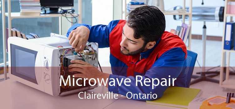 Microwave Repair Claireville - Ontario