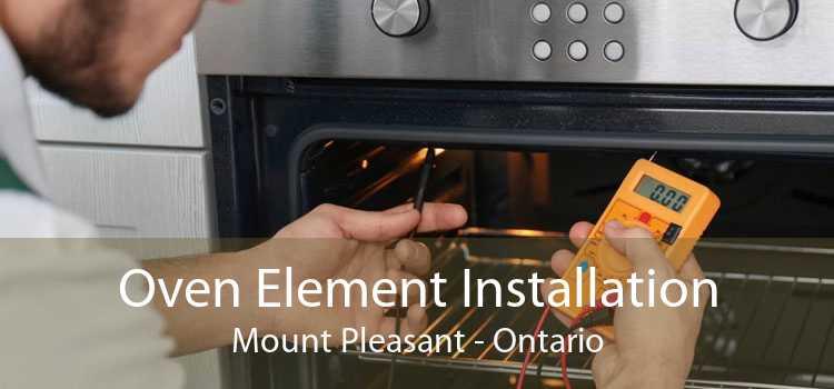 Oven Element Installation Mount Pleasant - Ontario