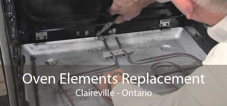 Oven Elements Replacement Claireville - Ontario