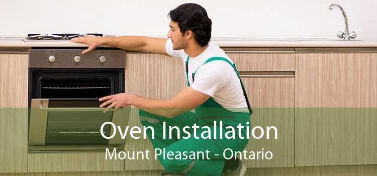 Oven Installation Mount Pleasant - Ontario