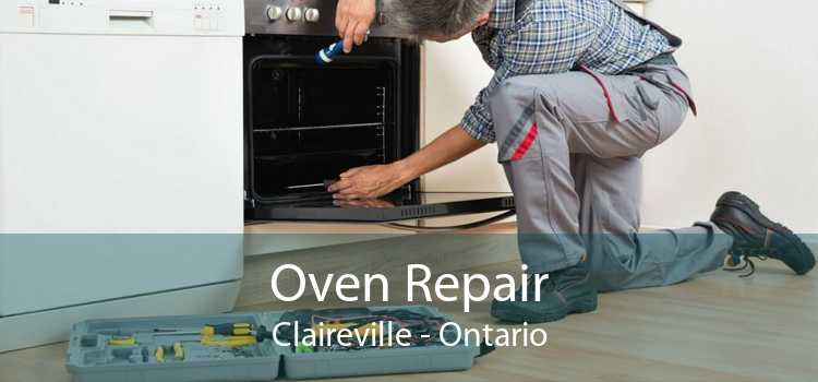 Oven Repair Claireville - Ontario