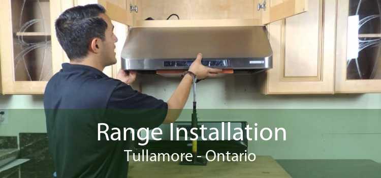 Range Installation Tullamore - Ontario