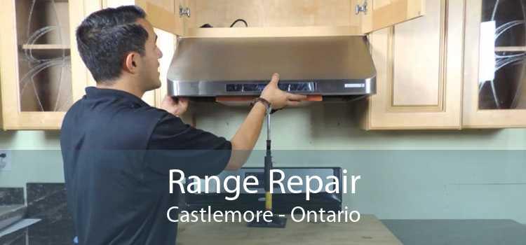 Range Repair Castlemore - Ontario