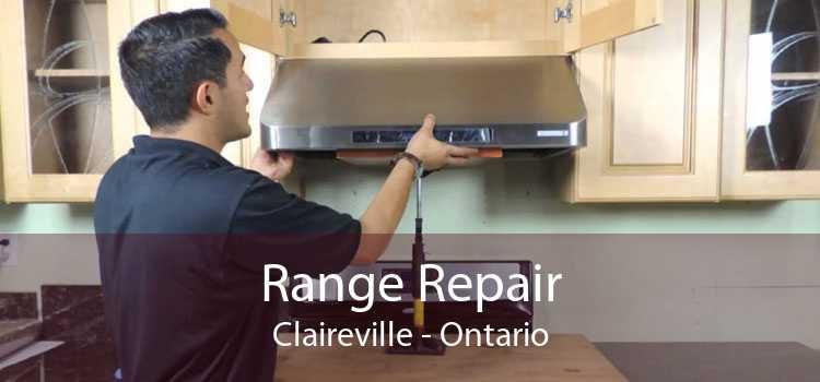 Range Repair Claireville - Ontario