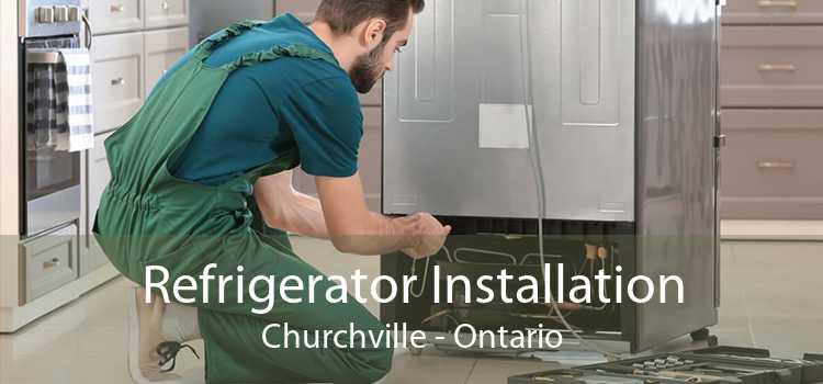 Refrigerator Installation Churchville - Ontario