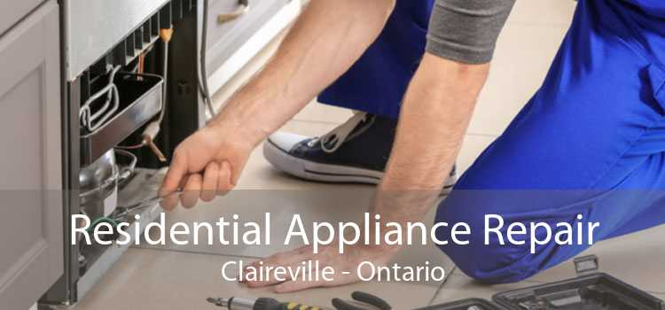 Residential Appliance Repair Claireville - Ontario