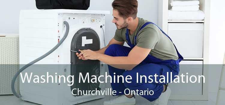 Washing Machine Installation Churchville - Ontario