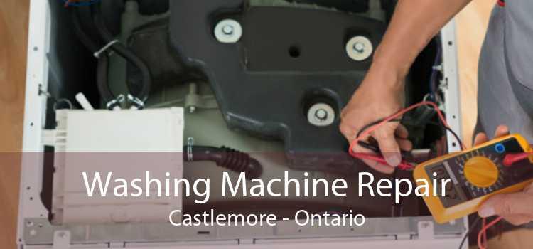 Washing Machine Repair Castlemore - Ontario